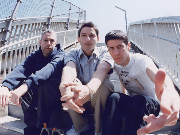 Beastie Boys Slow And Low