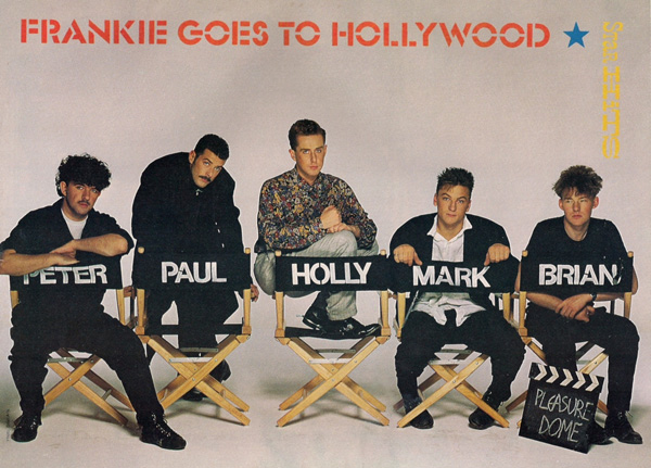 Frankie Goes To Hollywood War Hidden