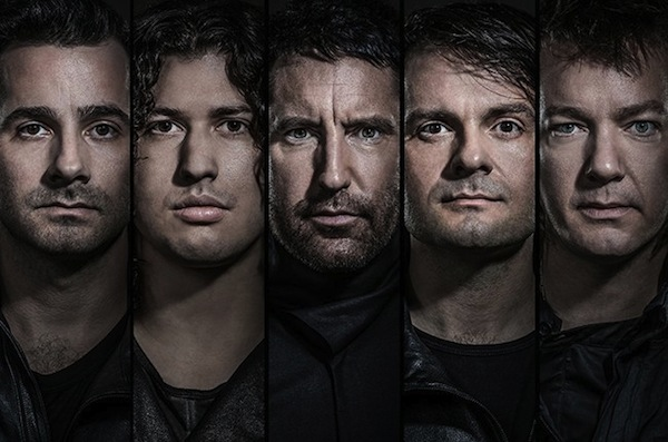 Nine Inch Nails представили мини-альбом «Not the Actual Events»