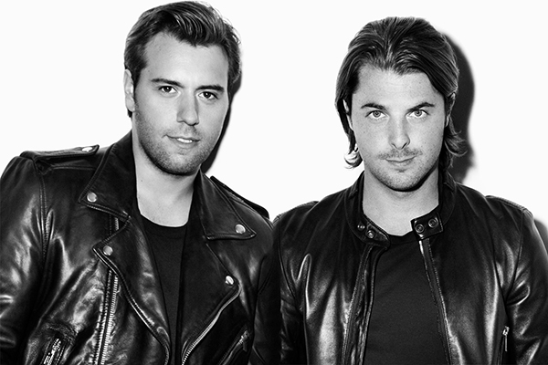 Axwell ^ Ingrosso ��������� ����� �������� ���� �Thinking About You�