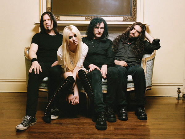 The Pretty Reckless показали клип «Oh My God»