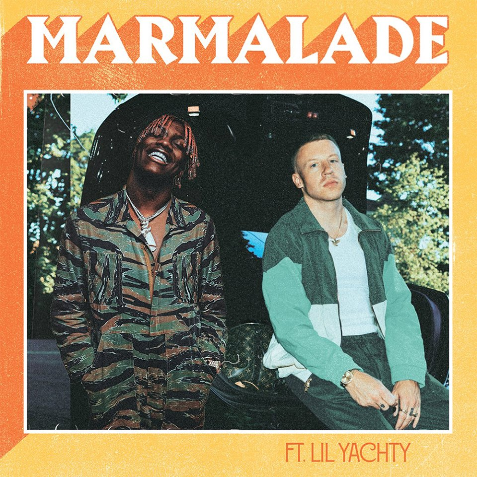 Macklemore — Marmalade (ft. Lil Yachty)
