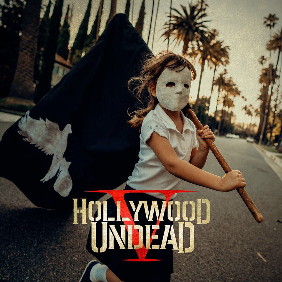 Hollywood Undead — Five — LP