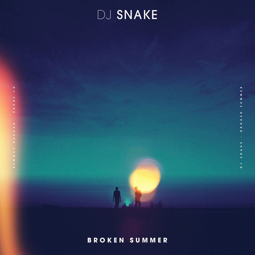 DJ Snake — Broken Summer (feat. Max Frost) — Single