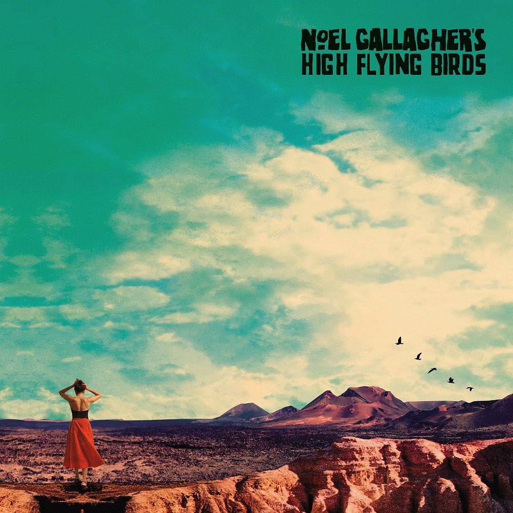 Noel Gallagher's High Flying Birds — Fort Knox — Single