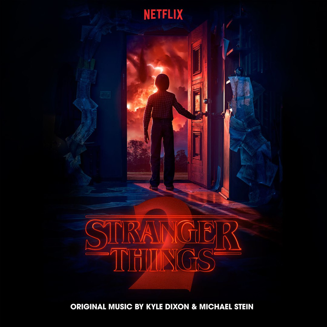 Kyle Dixon & Michael Stein – Stranger Things 2 (Soundtrack) — LP