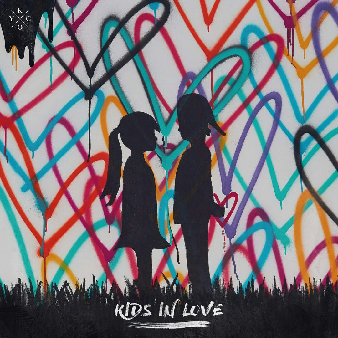Kygo — Kids in Love (feat. The Night Game & Maja Francis) — Single