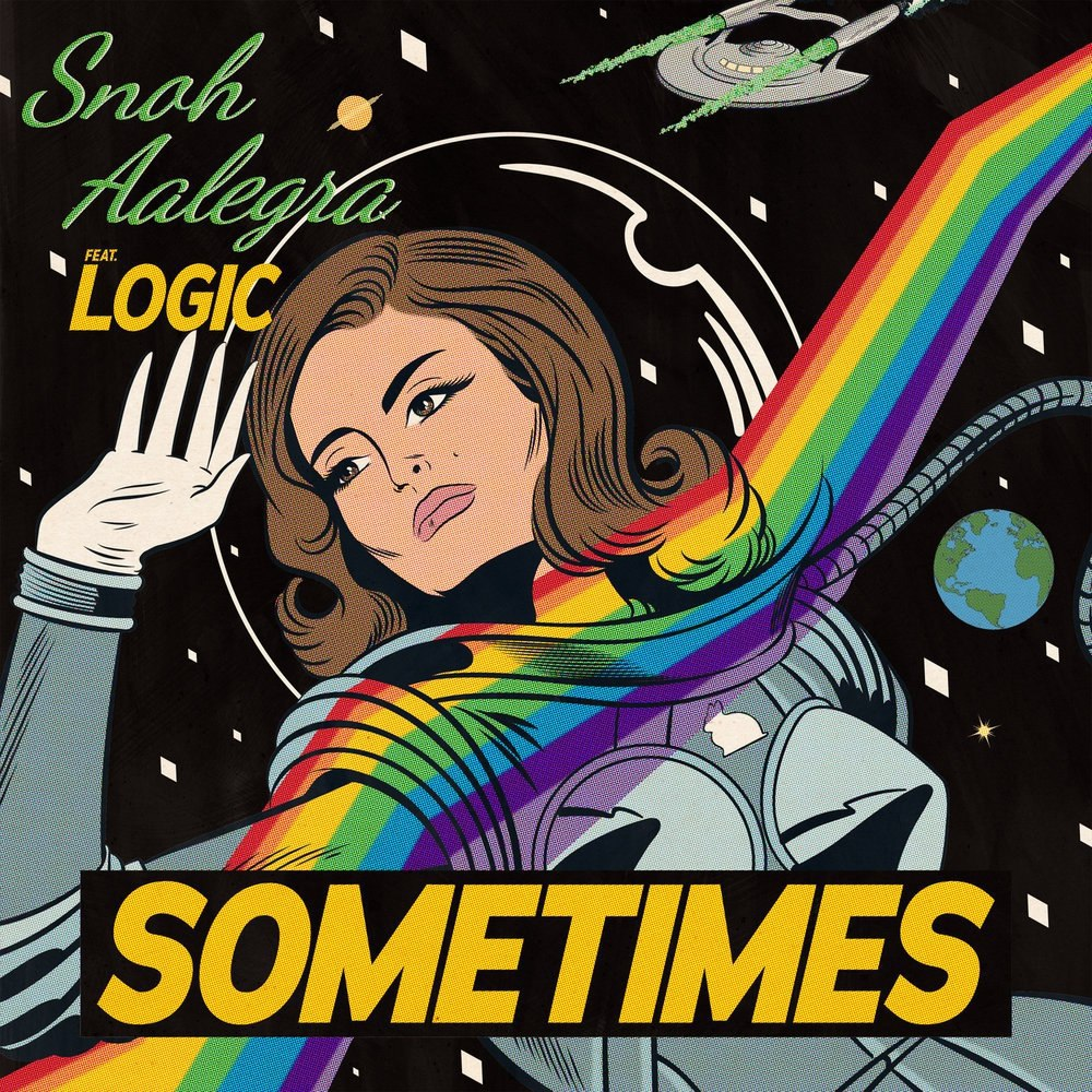 Snoh Aalegra — Sometimes (feat. Logic) — Single