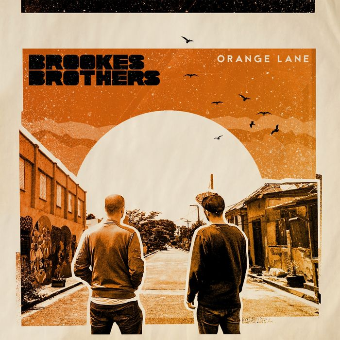 Brookes Brothers — Orange Lane — LP