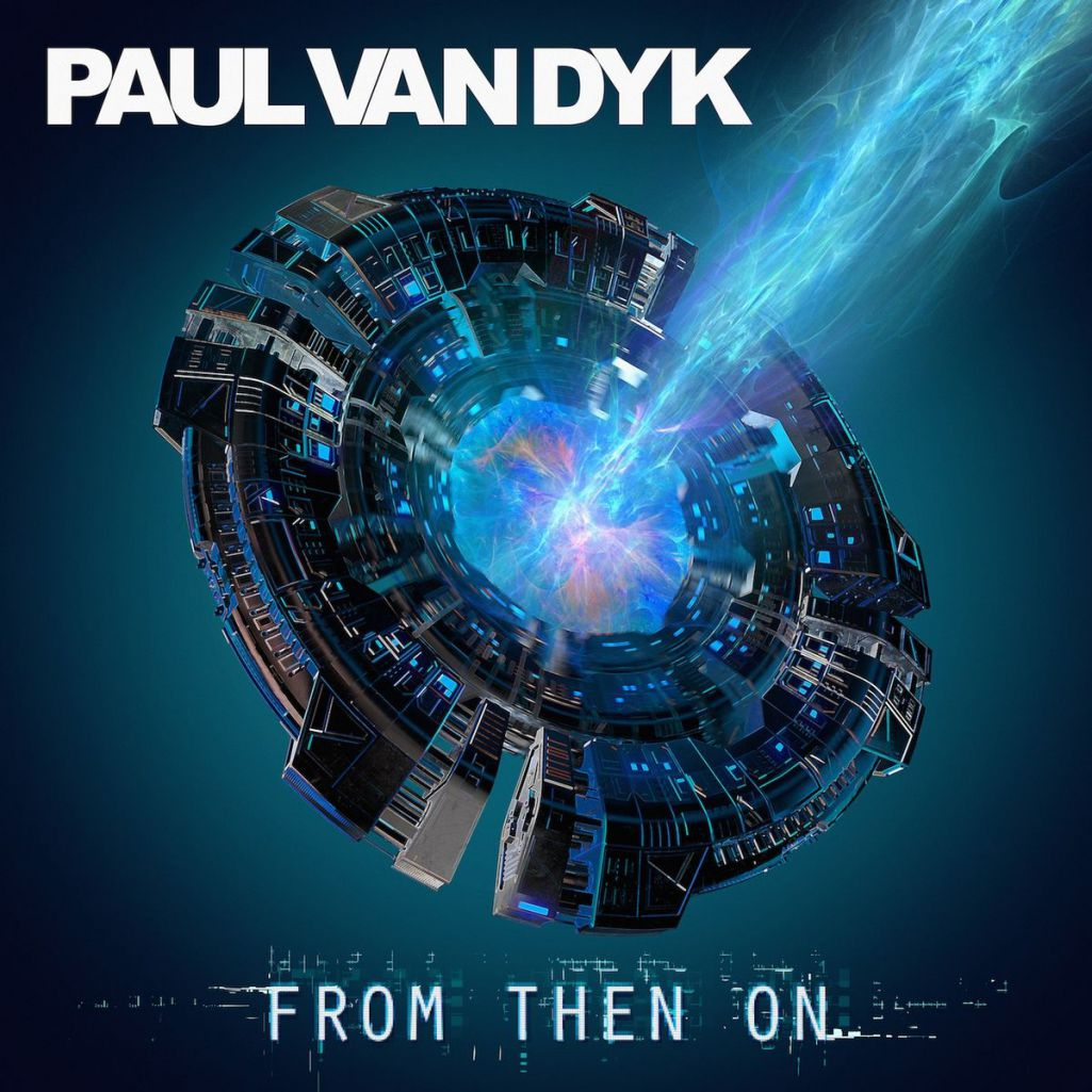 Paul van Dyk — From Then On — LP