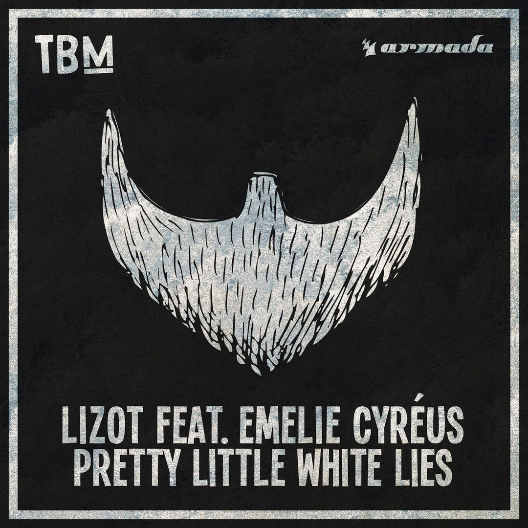 LIZOT — Pretty Little White Lies (feat. Emelie Cyreus)