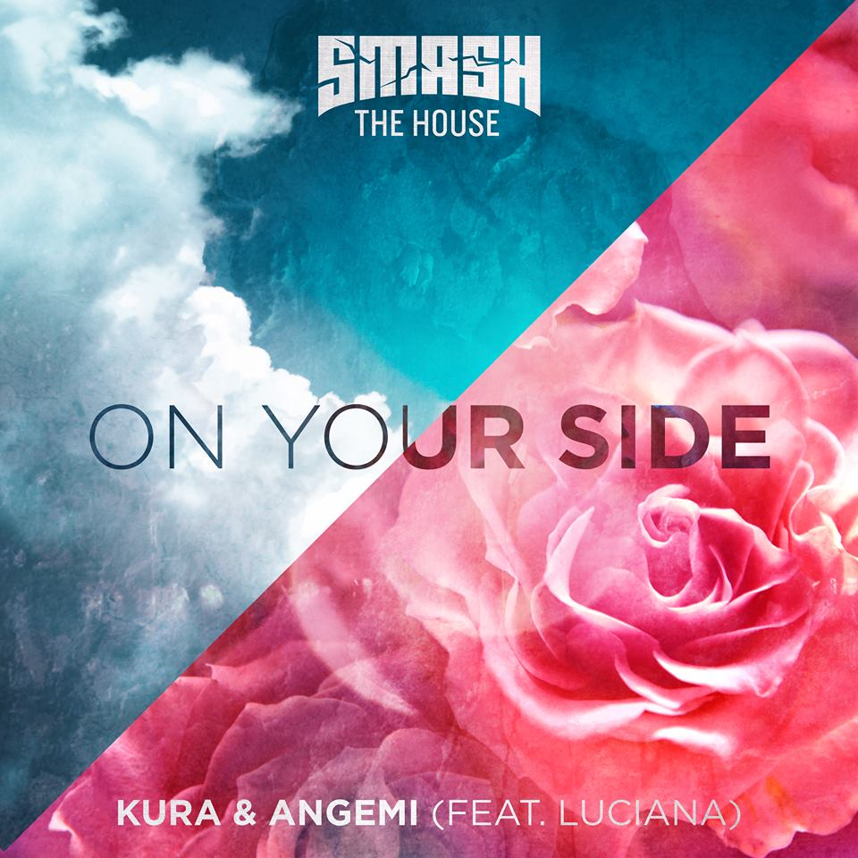 KURA & Angemi — On Your Side (feat. Luciana) — Single