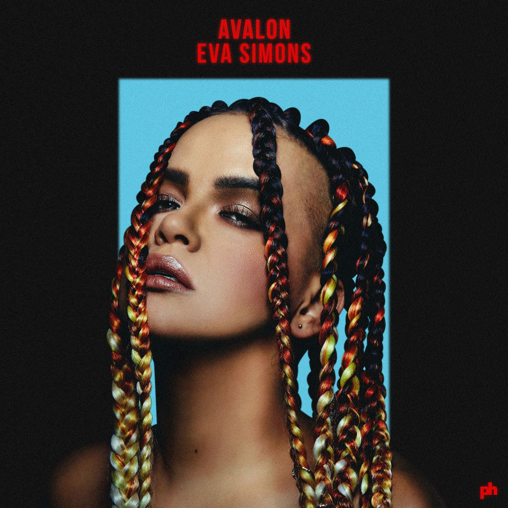 Eva Simons — Avalon — Single