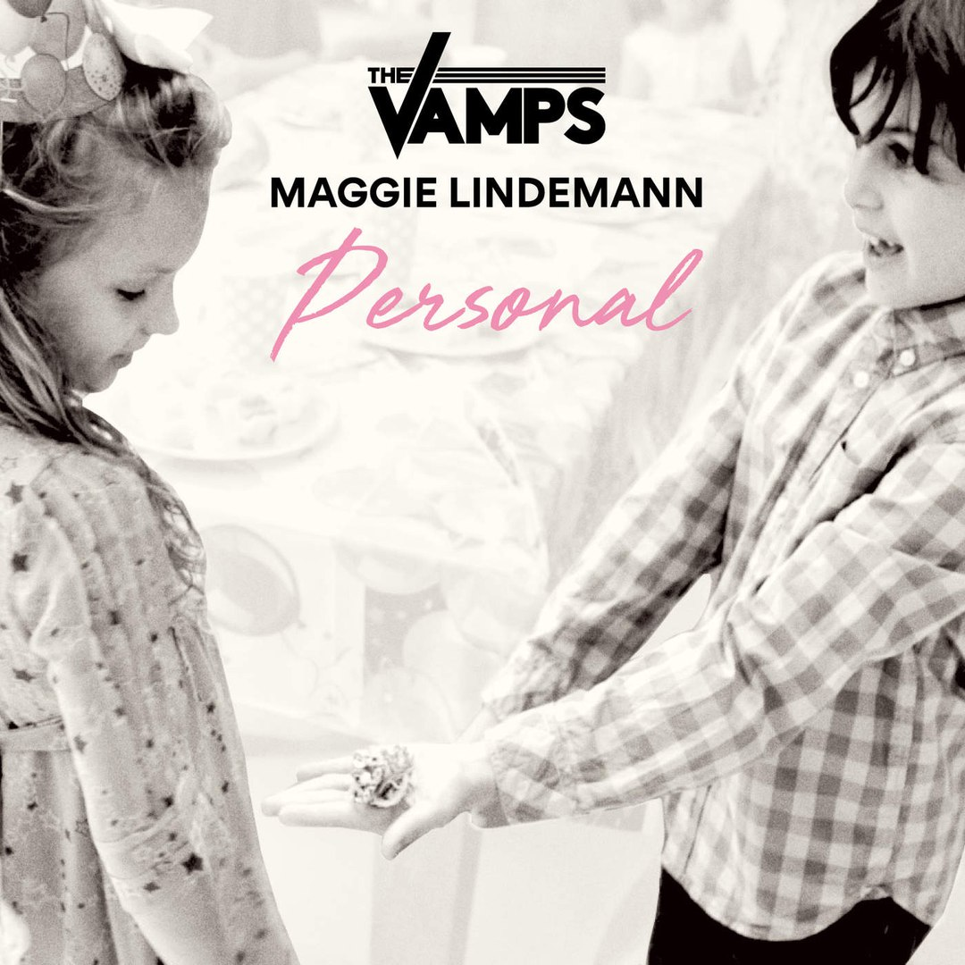 The Vamps — Personal (feat. Maggie Lindemann) — Single