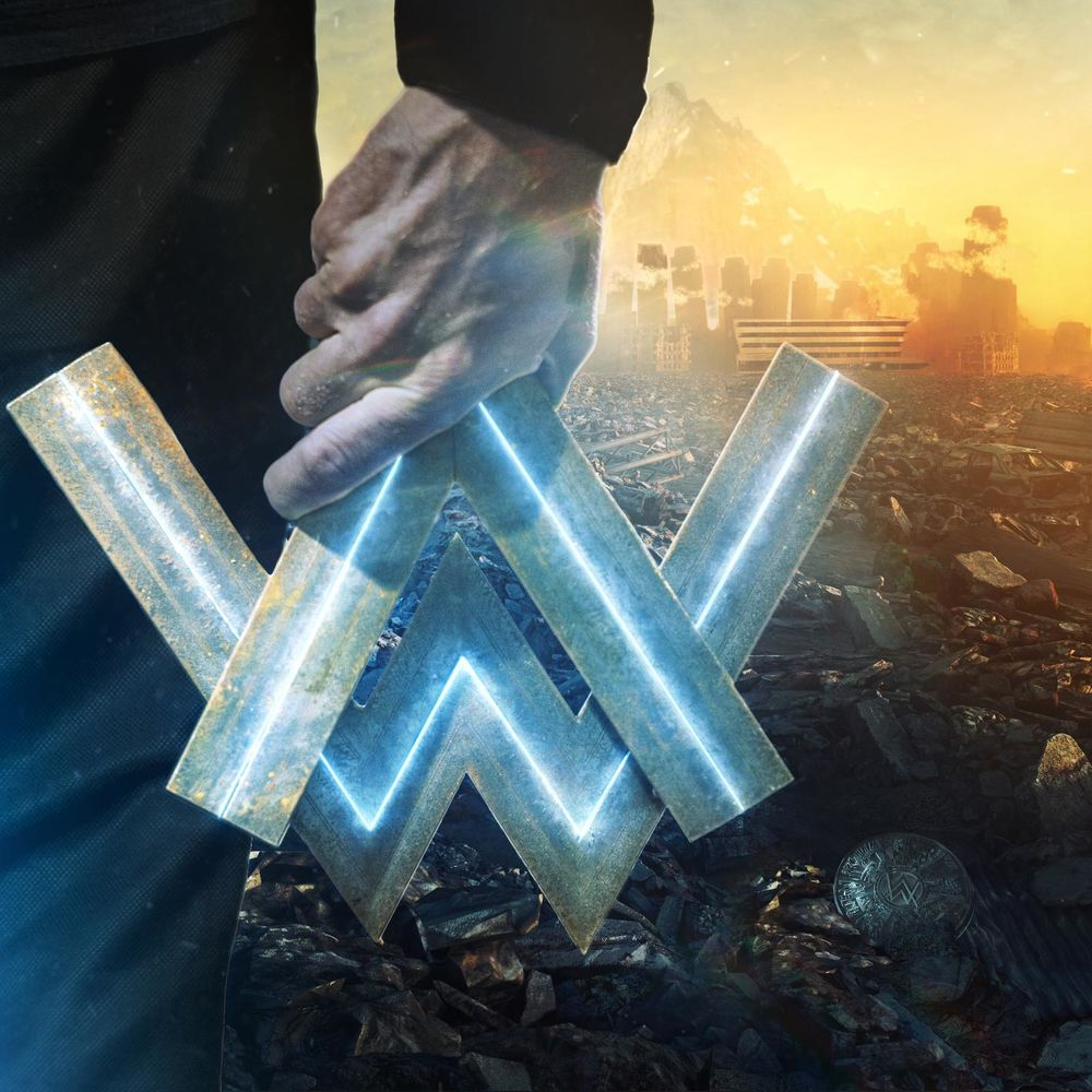 Alan Walker, Noah Cyrus, James Arthur — All Falls Down — Single