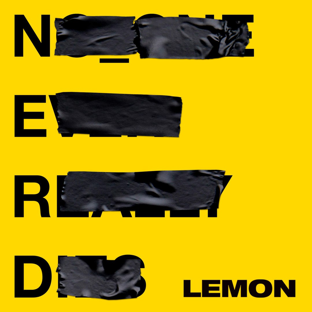 N.E.R.D & Rihanna — Lemon — Single