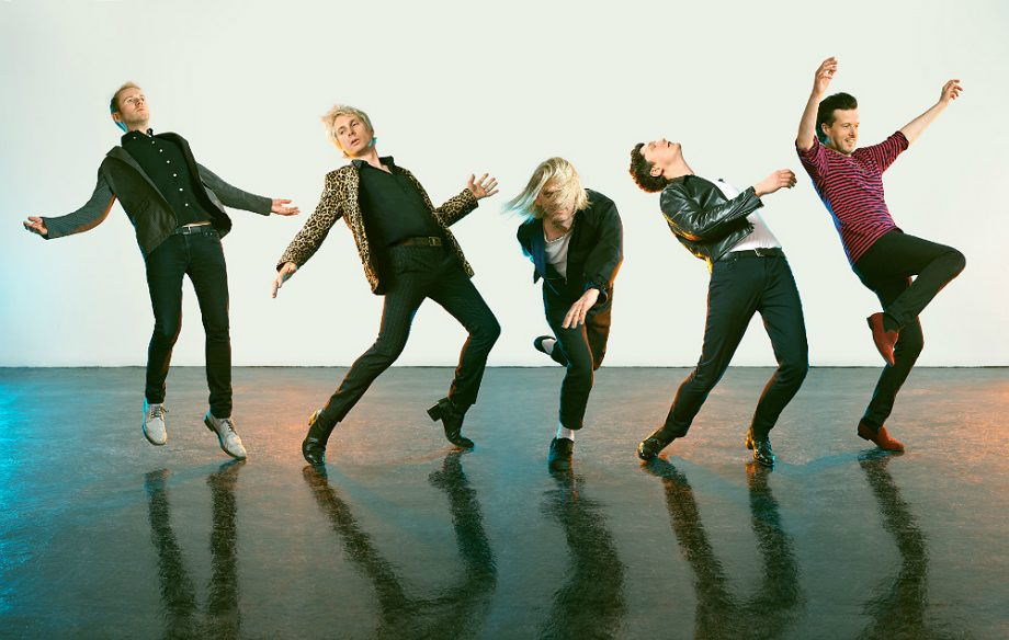 Franz Ferdinand представили пластинку «Always Ascending»