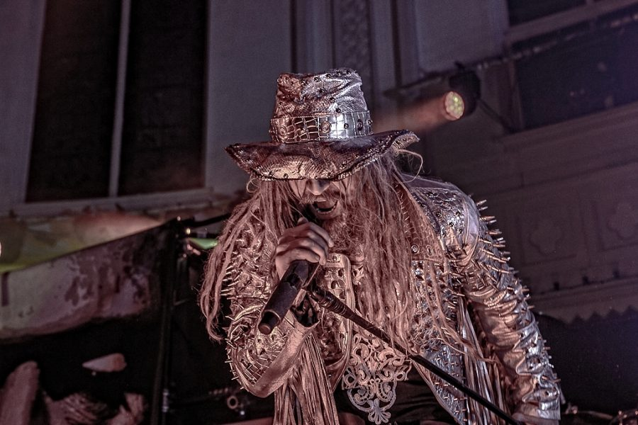 Rob Zombie представил лайв-релиз «Songs of Love, Destruction and Other Synthetic Delusions of the Electric Head»