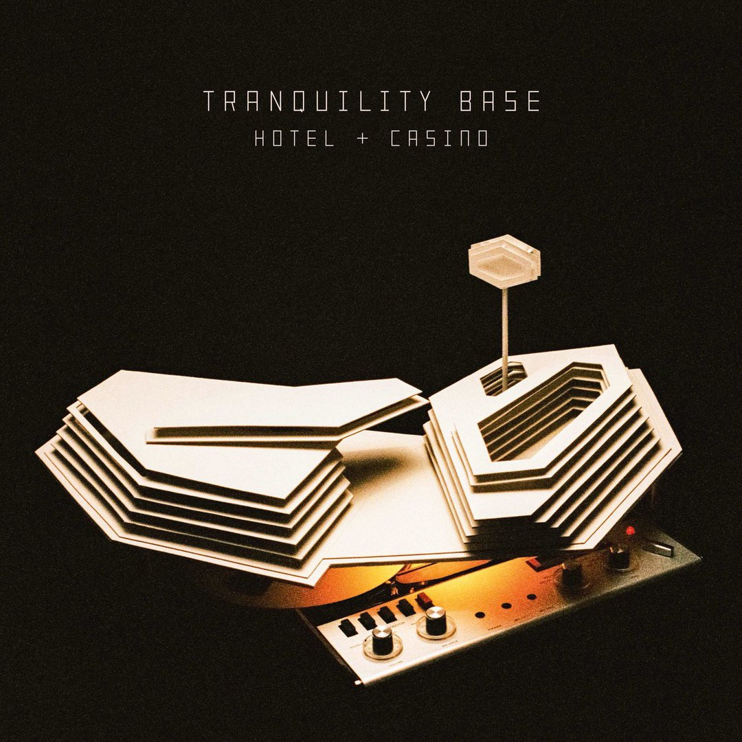 Arctic Monkeys анонсировали пластинку «Tranquility Base Hotel & Casino»