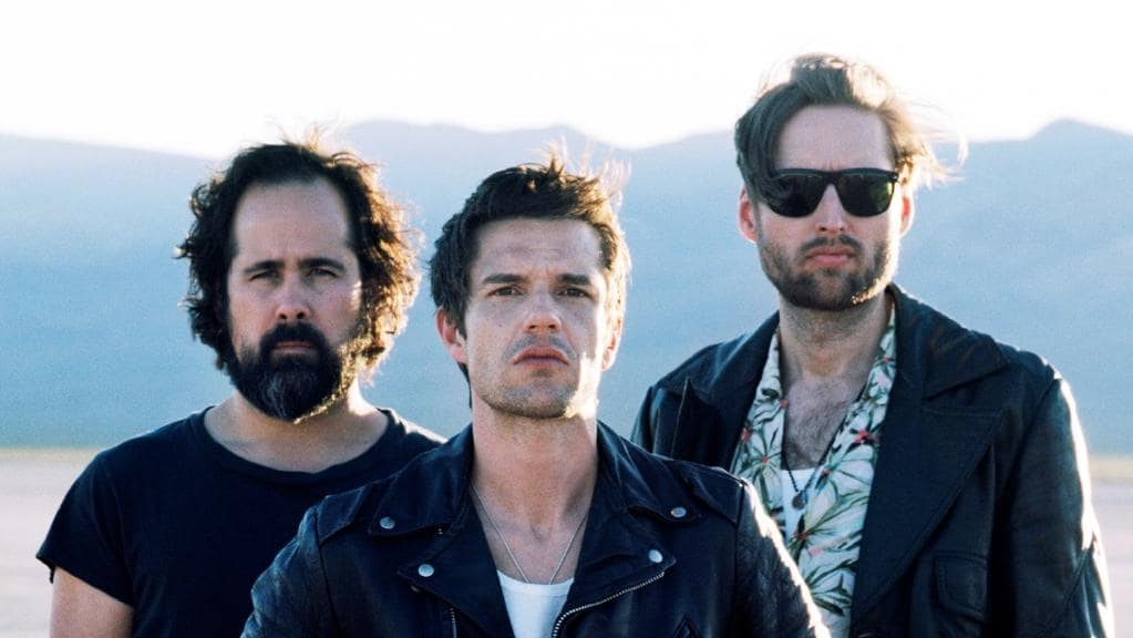 The Killers поделились live-релизом «Connect Sets Live at Connect»